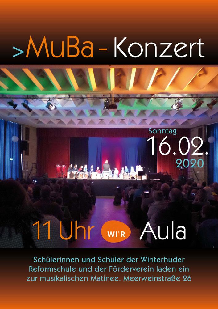 Plakat MuBa 2020